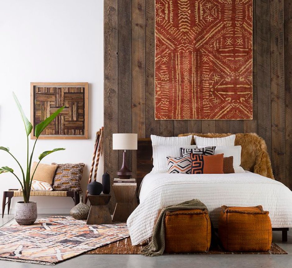 lilla rugs tribal