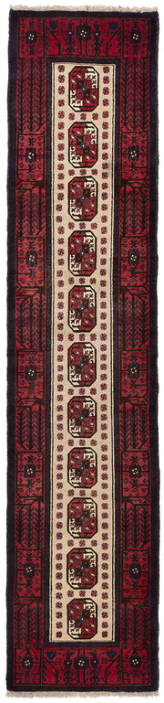 MAKELA Persian Karajeh Runner 326x70cm