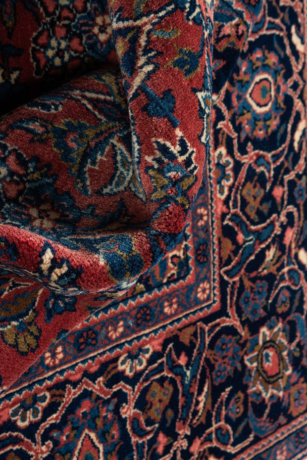 AMAZON Antique Persian Kashan 209x133cm