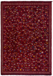 Lilla Rugs BERRY Antique Kilim Persian Qashqai