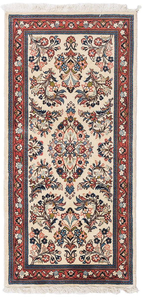 HONOR Persian Sarouk Runner 110x66cm