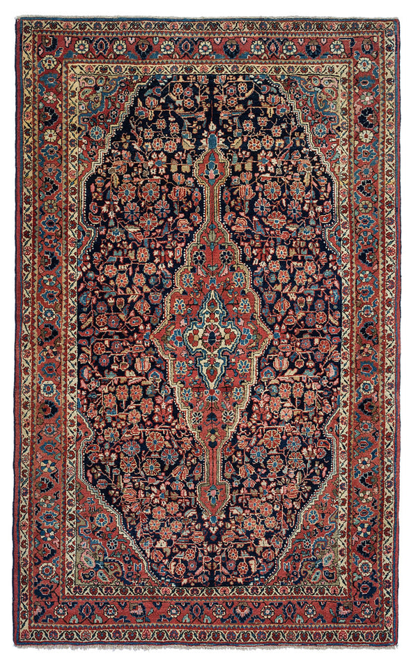 MURRAY Vintage Persian Sarouk 205x135cm
