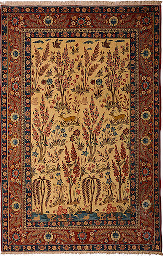 ALEAH Antique Persian Isfahan 305x208cm