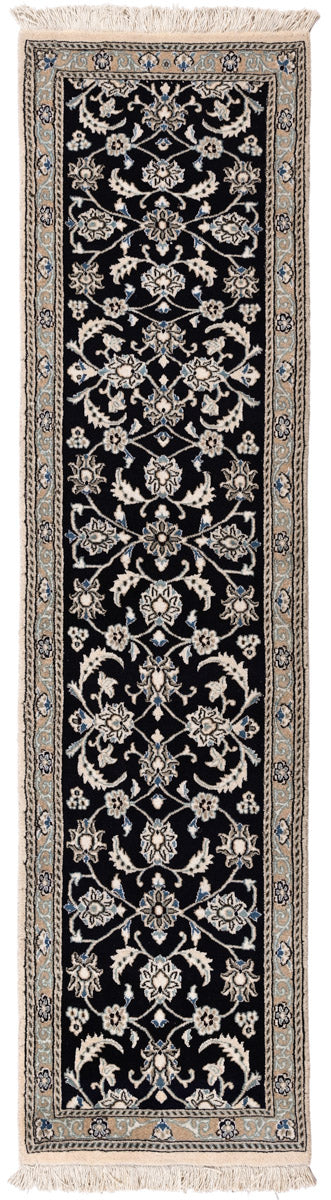 TRISH Persian Nain Runner 279x69cm