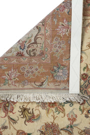 LACE Persian Tabriz Runner 331x85cm