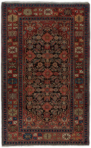 Lilla Rugs IDONA Antique Persian Malayer 197x127cm