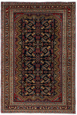 ALIMA Antique Persian Armanibaft 197x132cm