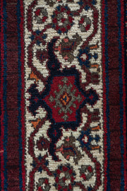 HULA Vintage Persian Malayer Runner 498x109cm