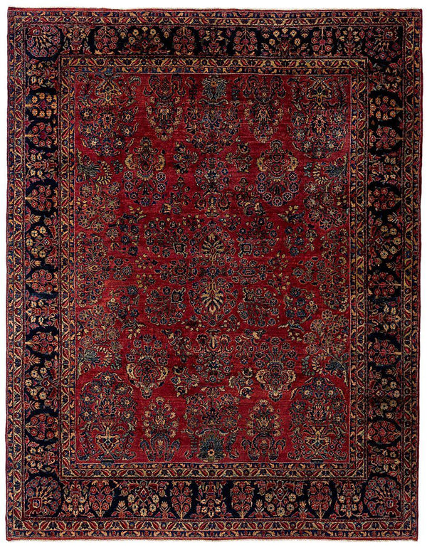 Lilla Rugs SADELLA Persian Sarouk Antique 340x270cm