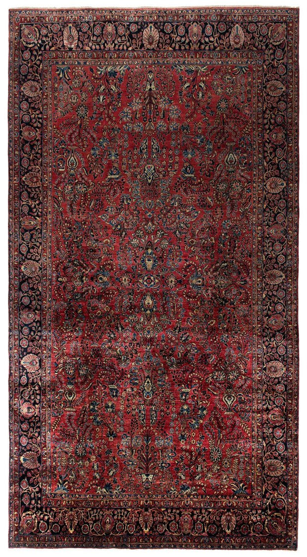 CHERRY 63425 Persian Antique Sarouk 514x300cm