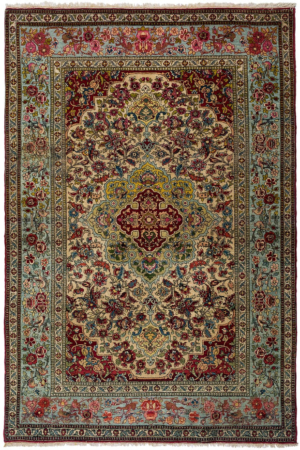 SALISH Antique Persian Isfahan 203x140cm