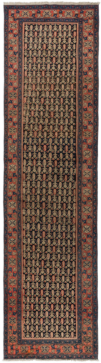 EMMALINE Vintage Persian Malayer 386x111cm
