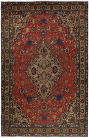 JANIYA Persian Antique Tabriz 503x340cm