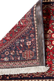 JAKEY Persian Abadeh Runner 147x63cm