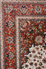 QUEENS Persian Qum Silk 297x195cm