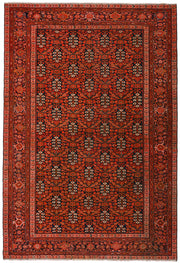 MEREDITH Vintage Persian Malayer 361x250cm