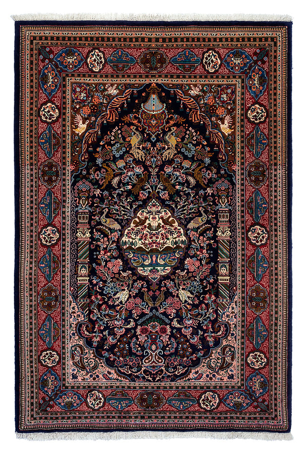 VALLEY Vintage Persian Sarouk 190x128cm