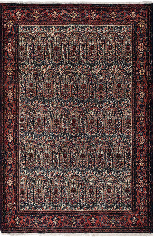 ALEXIA Antique Persian Senneh 215x147cm