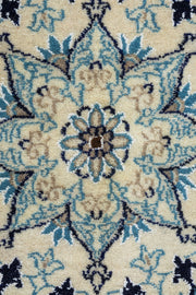 AMITIS Persian Nain 200x198cm Blue and Cream