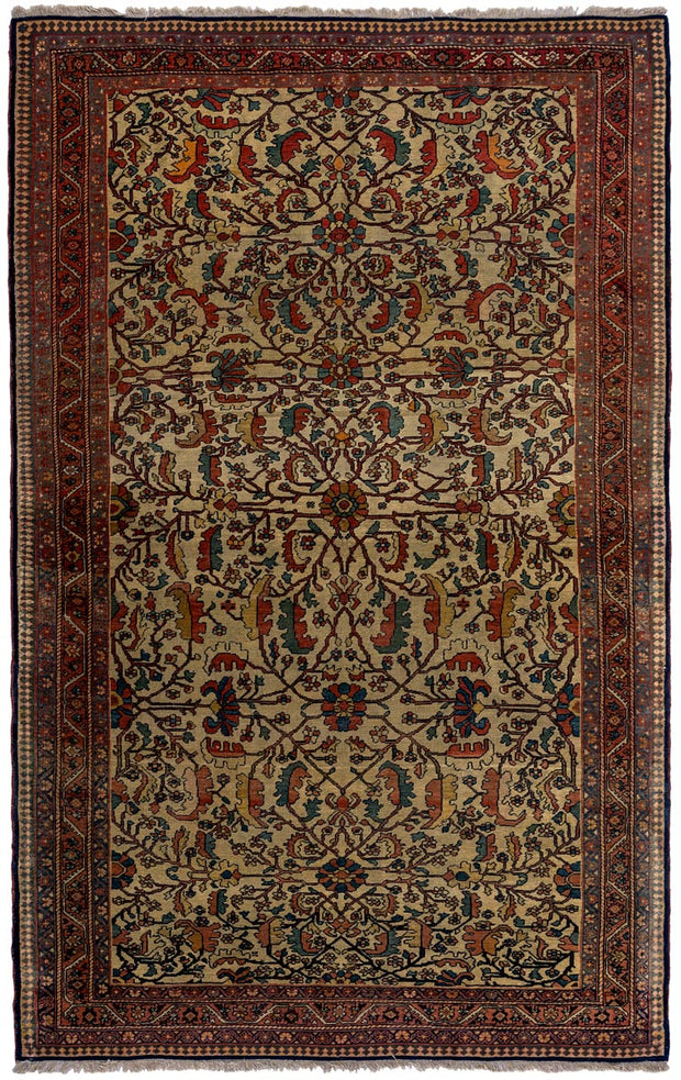 Lilla Rugs AVERI Persian Farahan Antique 200x125cm