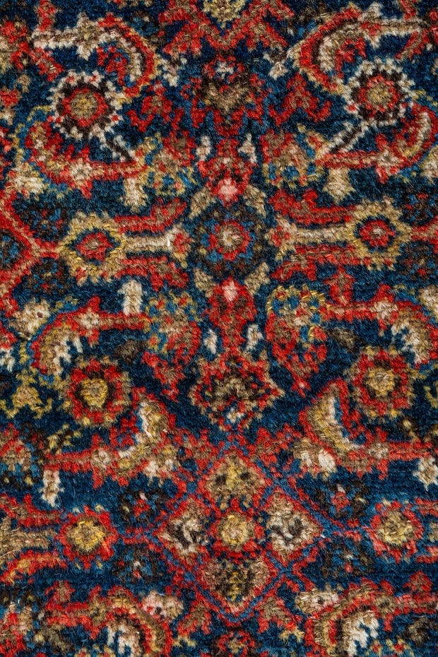 Lilla Rugs AYA Antique Persian Farahan 463x114cm