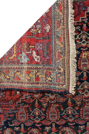 GARNET Vintage Persian Malayer 185x138cm