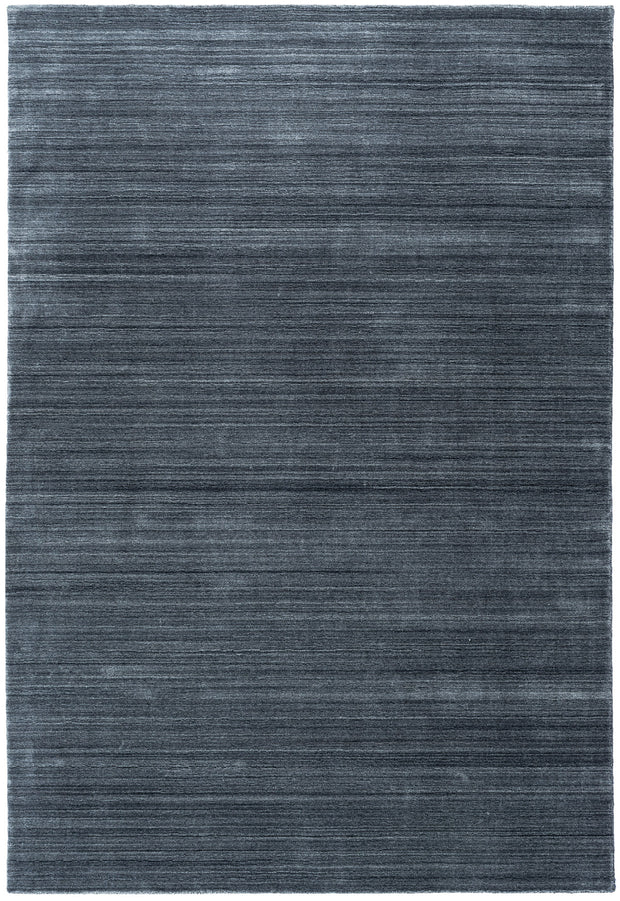 LAKE Plain Rug - Shades of Blue