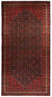 LOGANBERRY Persian Antique Malayer 620x320cm