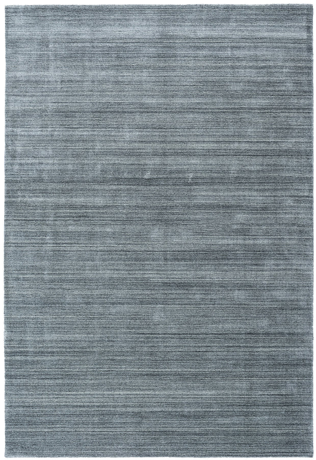 MINERAL Plain Rug - Light Blue