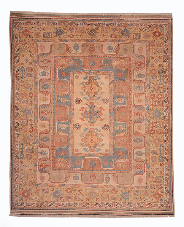 MIRAY Turkish Milas 310x305cm Blush Pink