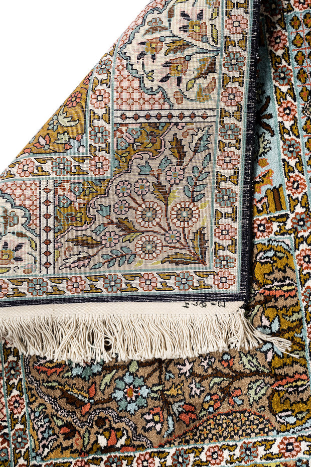 PAULA Indian Qum Silk Runner 534x92cm