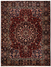 ZAHA Antique Persian Bakhtiyar 394x322cm