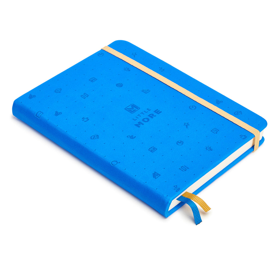 BLUE Bullet Journal Notebook