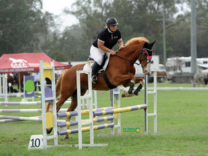 Dealing with Anxiety at competitions (Show Jumping)