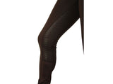Riding tights in Java Brown. In sizes 6 to 28