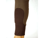 Bamboo breeches in Brown. Available in sizes 6 to 28