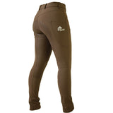 Bamboo Jodhpurs in Brown. Available in sizes 6 to 28