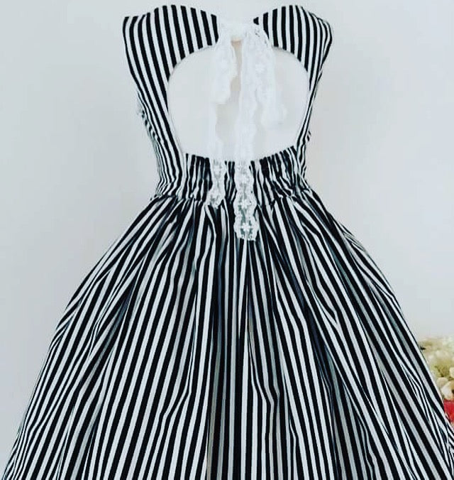Black & White Dress size 5