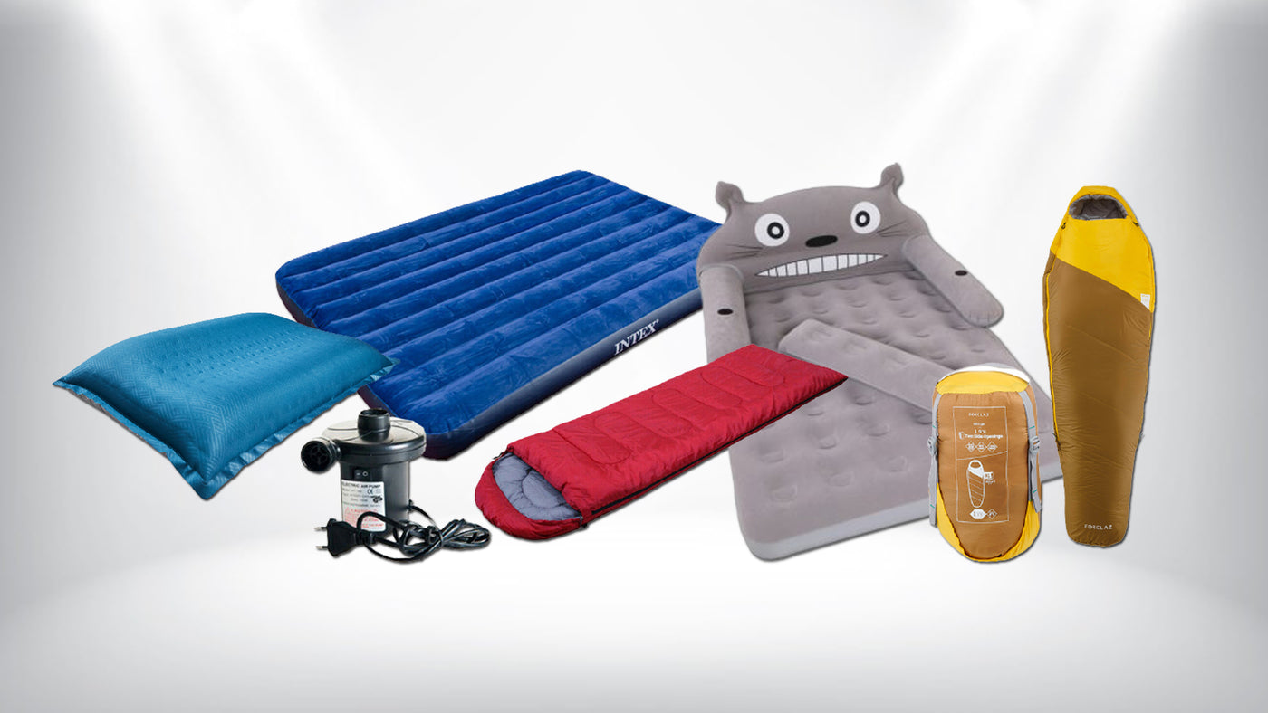 Camping Sleeping Bag & Beds