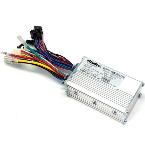 DMHC TC-350-P 36V/48V DC Motor controller Electric bicycle controller Intelligent Electric bicycle controller Not Waterproof Cable