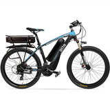 OTTO Electric Bike EBIKE T8 with 2 Battery 48V 33AH Shimano 21 Speed Set 6061 Aluminium Alloy Frame