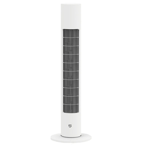 Xiaomi Mijia DC Frequency Conversion Tower Fan Household Mute Air Circulation Vertical Fanless Intelligent