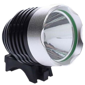 Bike Front Light USB Charging Night Riding Strong Light Waterproof
