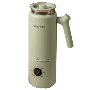 Mini Wall Breaker Small Soymilk Maker Multifunctional Household Fully Automatic Filter-free Cooking Heating 1-2 People