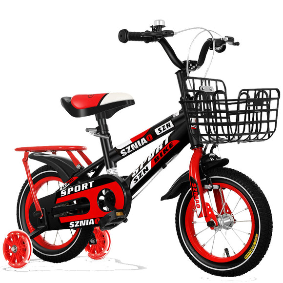 Children bicycle girl 2-3-4-6-7-8 years old boy baby stroller 5-9-10 years old
