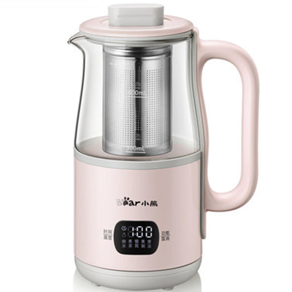 Multi Function Portable Kettle With Tea Filter Stew Soup Tea Drink