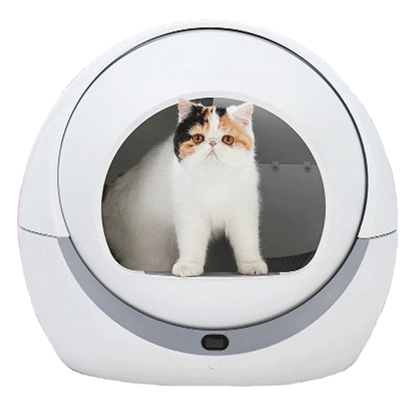 Petree Roll'N Clean Award Winning Automatic Self Cleaning Cat Litter Box