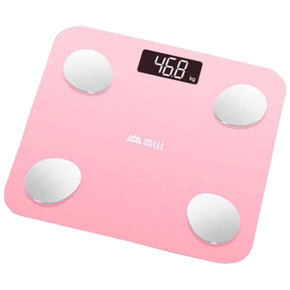Precision Electronic Weight Scale Household Charging Smart Measuring Body Fat
