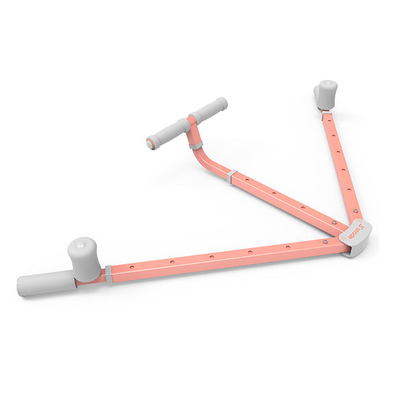 Snowd word horse training device yoga dance split leg stretch cross bifurcation hip split leg ligament stretcher