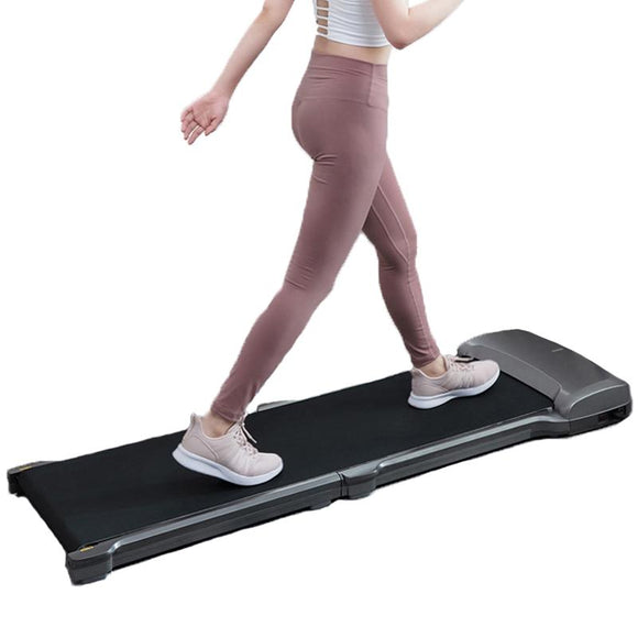 Walking Pad walking machine C1 alloy version folding non-flat treadmill indoor fitness
